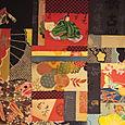 Samurai boho quilt